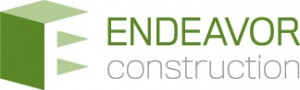 Endeaver Construction Logo